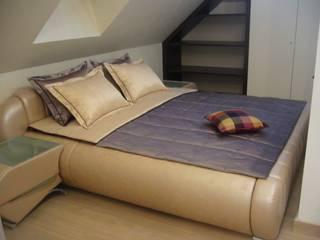 Minimalist bedroom by Prosperity Minimalist