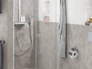 Roth Glasdusche Alina: klassische Badezimmer von Roth Werke GmbH
