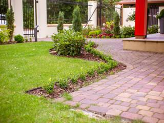 Jardines de estilo clásico de Miejskie Ziele Clásico