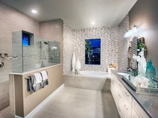 Modern style bathrooms by Ysk Dekorasyon Modern
