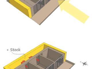 Maison Autonome Durable - Concept par archestra Moderne