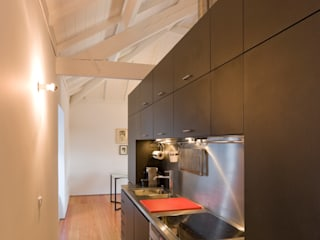 Paulo Freitas e Maria João Marques Arquitectos Lda Cuisine minimaliste