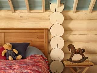 Rustieke slaapkamers van Lavka-design дизайн бюро Rustiek & Brocante