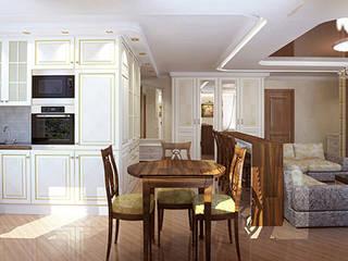 Дизайнер/Декоратор интерьера Classic style living room