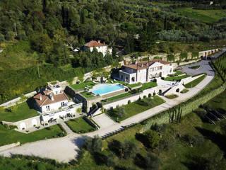Garden House Lazzerini Casas de estilo clásico