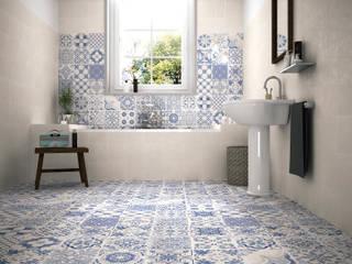 浴室 by Gama Ceramica y Baño , 現代風
