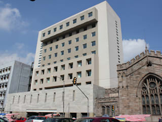 Obras Corev Hoteles de estilo clásico de Corev de México Clásico