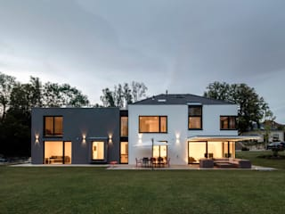 Architekturfotografie - Portfolio p-s-foto.de p-s-foto.de Moderne Häuser