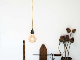 Hanging Lights: industrial  by William and Watson, Industrial