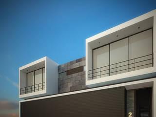 Casa Peto Casas minimalistas de RTstudio Minimalista