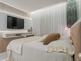 Bedroom by VITRAL arquitetura . interiores . iluminação,