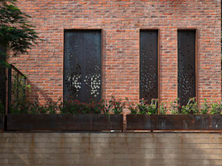 EGL 1916 Alvaro Moragrega / arquitecto Balcones y terrazas industriales