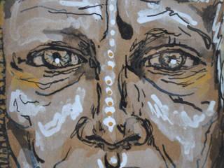 Shaman series van Arlette Beerenfenger