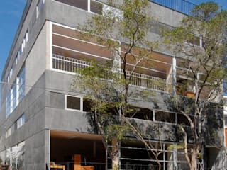 ATENAS 354 Alvaro Moragrega / arquitecto Casas industriales