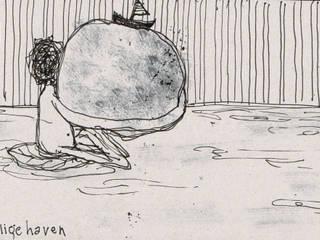 Sketchbook van Arlette Beerenfenger