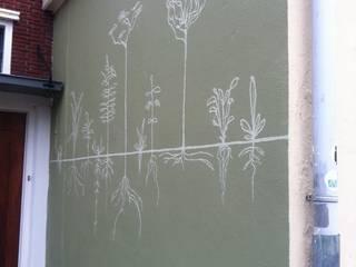 Wallpieces van Arlette Beerenfenger Landelijk