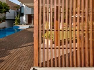 Moderne zwembaden van Alvaro Moragrega / arquitecto Modern