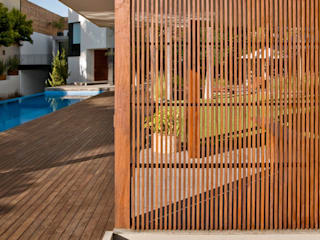 Piscinas  por Alvaro Moragrega / arquitecto, Moderno