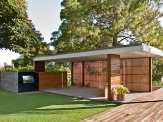 Terrazas de estilo  de Alvaro Moragrega / arquitecto