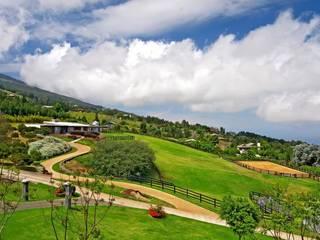 Lani Nui Ranch Alvaro Moragrega / arquitecto Casas modernas