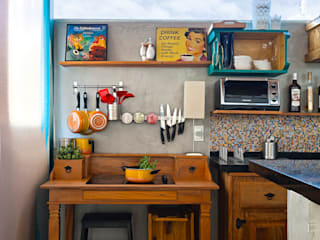 Modern kitchen by Estúdio 102 Modern