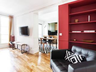 Wohnzimmer von Espaces à Rêver