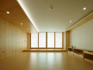 스마트건축사사무소 Salones modernos