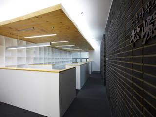 스마트건축사사무소 Modern style study/office