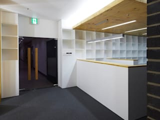 스마트건축사사무소 Estudios y despachos modernos