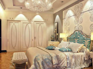 Sweet Home Design Eclectic style bedroom