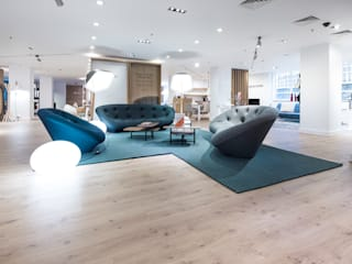 Ligne Roset at Heals Department Store by Pergo Modern