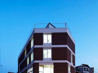 스마트건축사사무소 Casas modernas