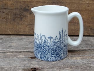 Bone China Hedgerow Jugs: country  by A Farmer's Daughter, Country