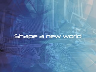 DPT - Shape a new world:  in stile  di DPT