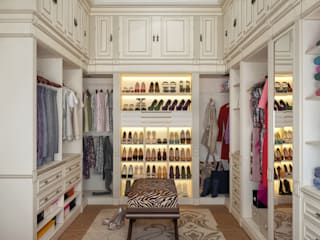 Sweet Home Design Modern dressing room