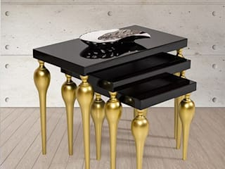 İBELYA GROUP DAN. DIŞ TİCARET – PL-024 Coffee Table:  tarz