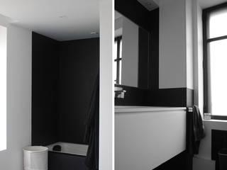 LONDRES Salle de bain moderne par KTL Interiors by Kareen Trager-Lewis Moderne