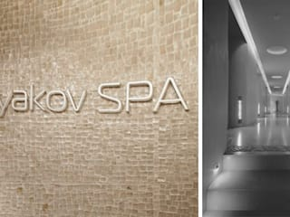 SPA Hôtels minimalistes par KTL Interiors by Kareen Trager-Lewis Minimaliste