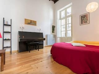 Loft Turin Simona Garufi Dormitorios de estilo industrial