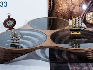 PL-033 Coffee Table de İBELYA GROUP DAN. DIŞ TİCARET Mediterráneo