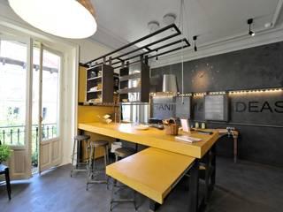 Cocinas industriales de Simona Garufi Industrial