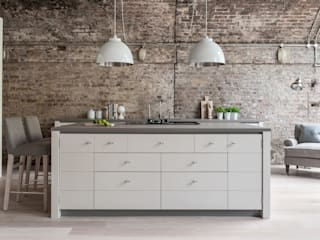 Contemporary design redefined Modern kitchen by Neptune Modern