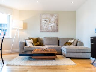 Furnishing Packages : Imperial Wharf : Exclusive Pack Modern living room by In:Style Direct Modern