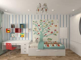 студия Виталии Романовской Дитяча кімната