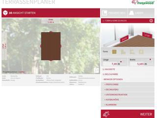 megawood - Das Terrassensystem Sekolah Modern