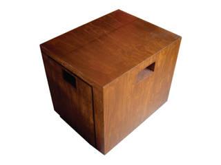 Mesa Cubo:  de estilo  por ecstudio