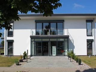 Saphenion Venenklinik Rostock:  Häuser von BRÄUER | ARCHITEKTEN | ROSTOCK