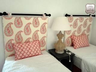 Tapizado de cabeceros y confección de cubre colchones Tapicería Conde DormitoriosCamas y cabeceros