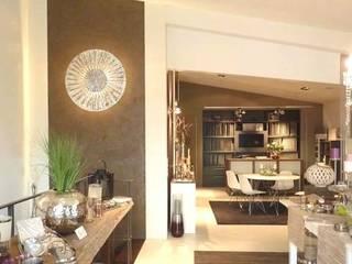 Verkaufs- u. Showroom    nachher:   von eva weiss home staging & styling