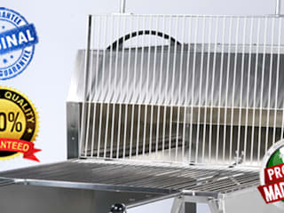 Barbecue  professionale  Emmegrill®:  in stile  di EMME GI